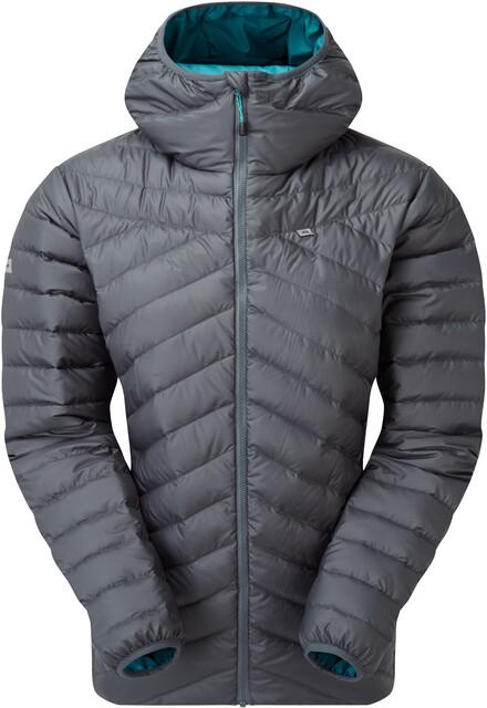 Mountain Equipment Earthrise Hooded Jacket Women moorland
